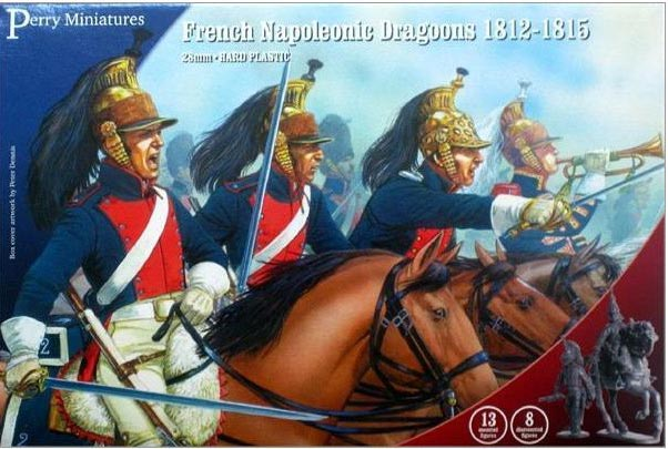 Perry Miniatures Napoleonic French Dragoons 1812-1815