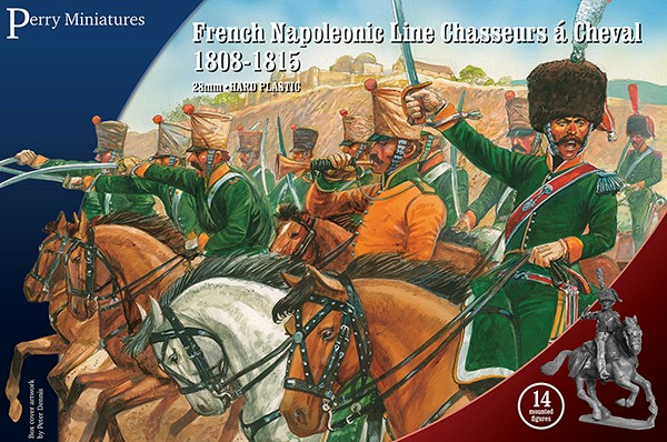 French Napoleonic Line Chasseurs a Cheval 1808-1815