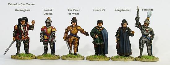 Wars Of The Roses: (Lancaster) Command (Foot)