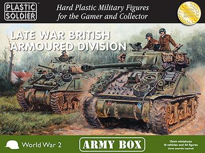 (British) Late War Armoured Division