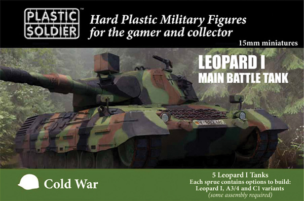 Cold War Leopard 1