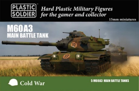 Cold War M60A3 Main Battle Tank