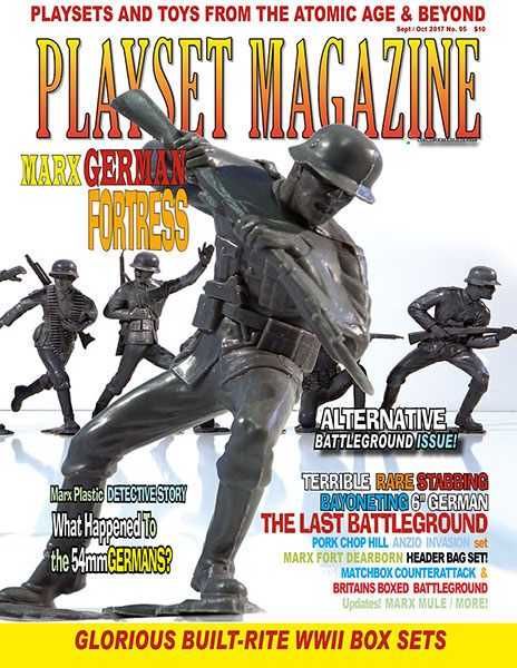 Playset Magazine Issue 95 Alternative Battleground