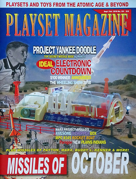 Playset Magazine Issue 101 Missiles of October