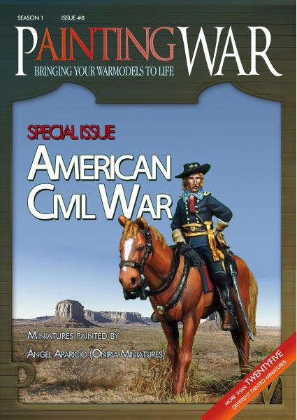 Painting War Volume 8 American Civil War
