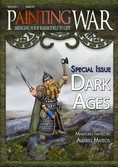 Painting War Volume 7 Dark Ages