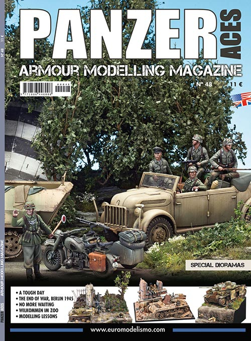 Panzer Aces Magazine Issue 48 - Special Dioramas