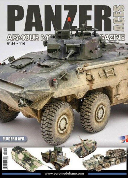 Panzer Aces Magazine no. 60