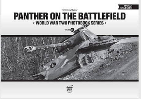 Peko Publishing Panther on the Battlefield - WWII Photobook Series