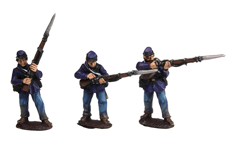 Union Infantry Firing Line Set #1