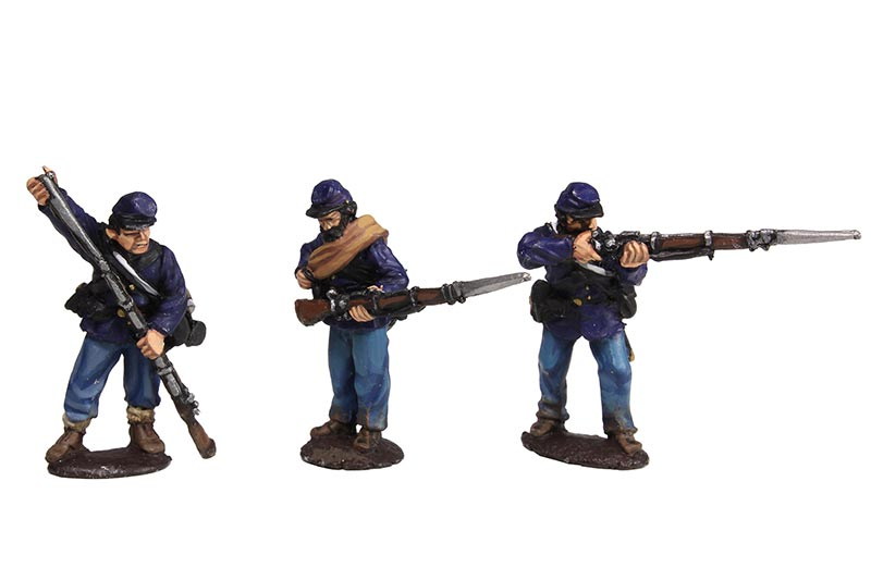 Union Infantry Firing Line Set #2