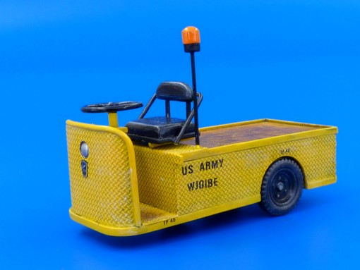 U.S. Electric Cart C4-32 Mule
