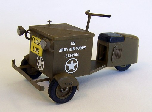 U.S. Army Packing & Delivery Scooter