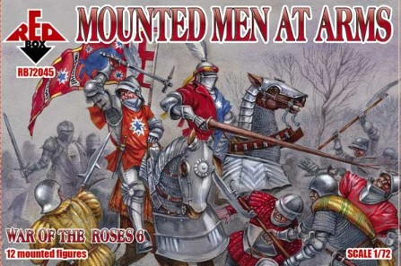 War of the Roses: Mounted Men at Arms