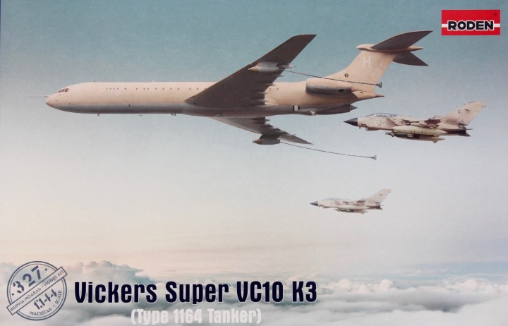 Vickers Super VC10 K3 Type 1164 Tanker Aircraft
