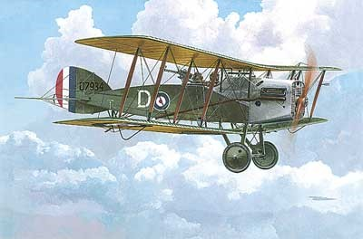 Bristol F2B WWI British BiPlane Fighter w/Sunbeam Arab Engine