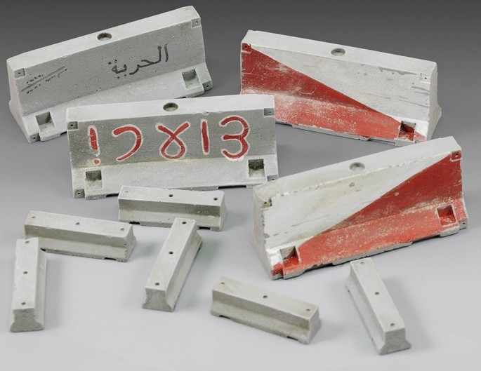Concrete Traffic Barriers