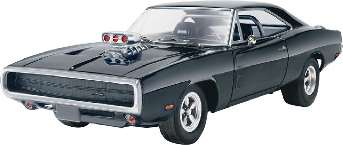 Fast & Furious Dominics 1970 Dodge Charger