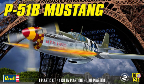P51B Mustang Fighter