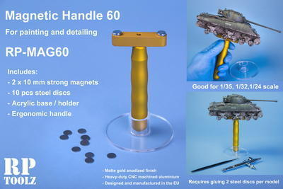 Magnetic Handle 60