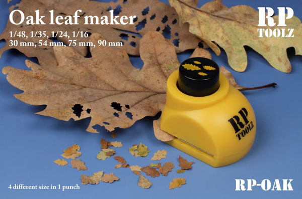 Oak Leaf Maker