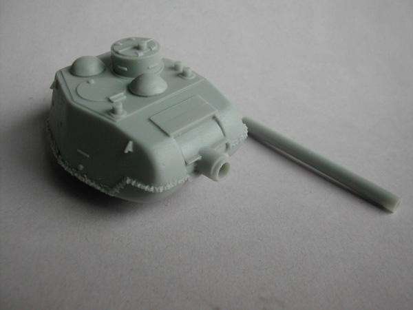 Russian T-34/85 Turret for Meng Toons Tanks