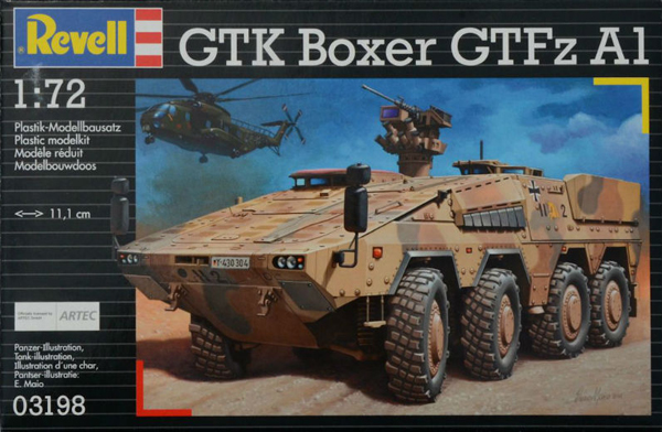 GTK Boxer (GTFzA1) Vehicle