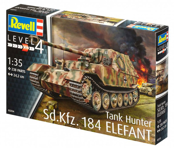 SdKfz 184 Elefant Tank Hunter