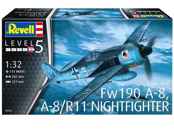 Fw190A8/R11 Night Fighter