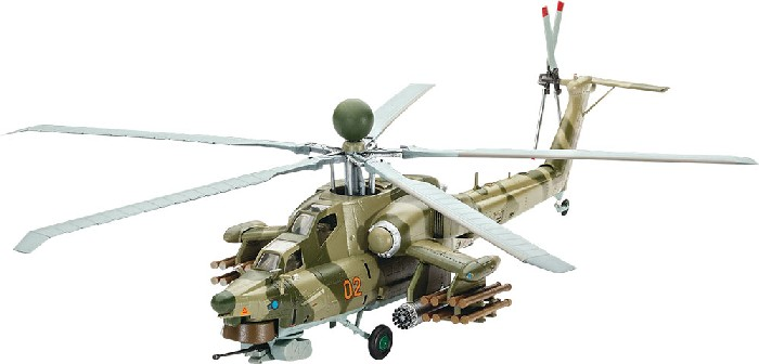 Mil Mi28N Havoc Attack Helicopter