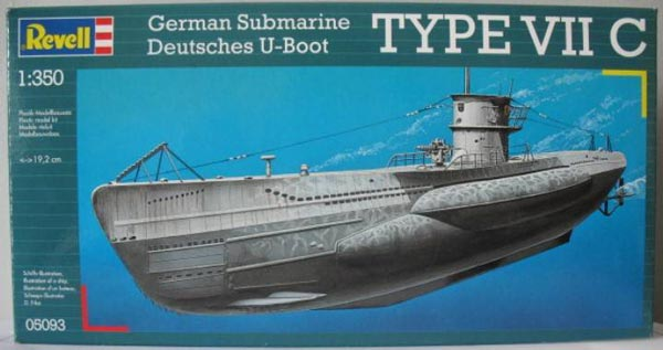 Type IX C/40 (U190) German Submarine