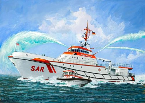 Jahre DGzRS Hermann Marwede (Update 2012) Search & Rescue Cruiser