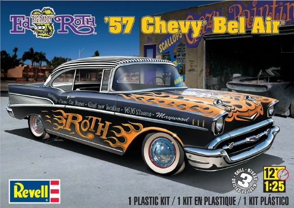 Ed Roths 1957 Chevy Bel Air