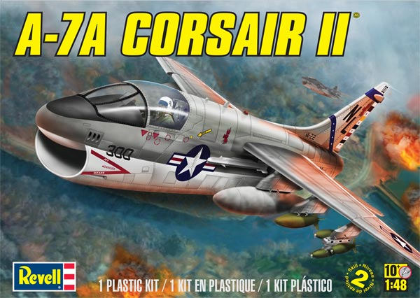 A7A Corsair II USN Fighter