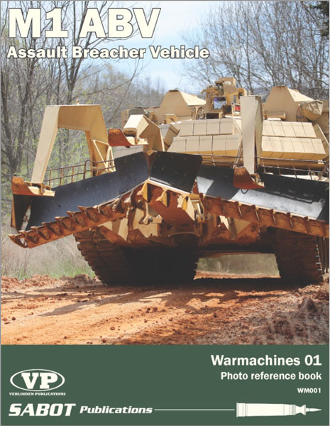 War Machines 01 - M1 Assault Breacher Vehicle (ABV)
