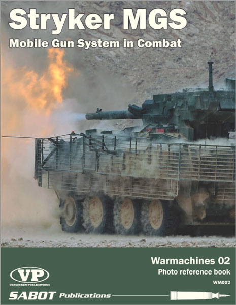 War Machines 02 - Stryker MGS M1128 Mobile Gun System