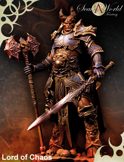 Scale World Fantasy: Lord of Chaos