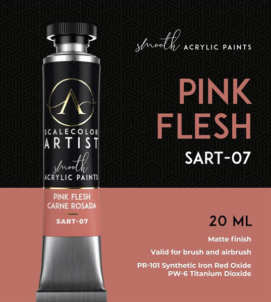 Scale Color Artist: Pink Flesh 20ml