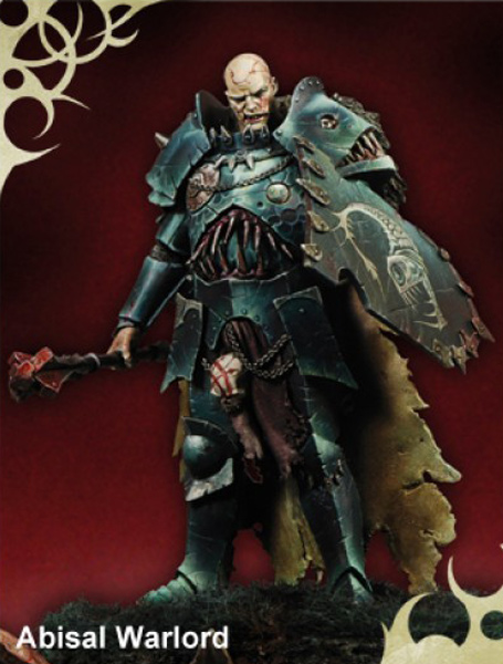 Scale World Fantasy: Abyssal Warlord