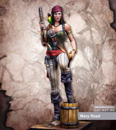 Heroes & Legends: Mary Read