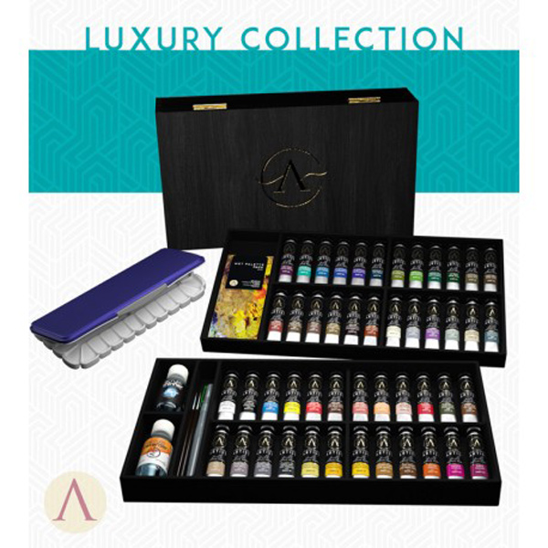 Scale Color Artist: Luxury Wooden Set (extra shipping may apply)