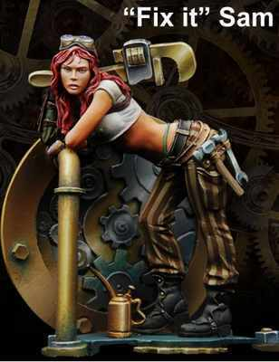 Steam Wars: Fix it Sam (Steam Punk)