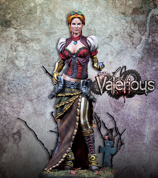 Steam Wars: Lady Valerious
