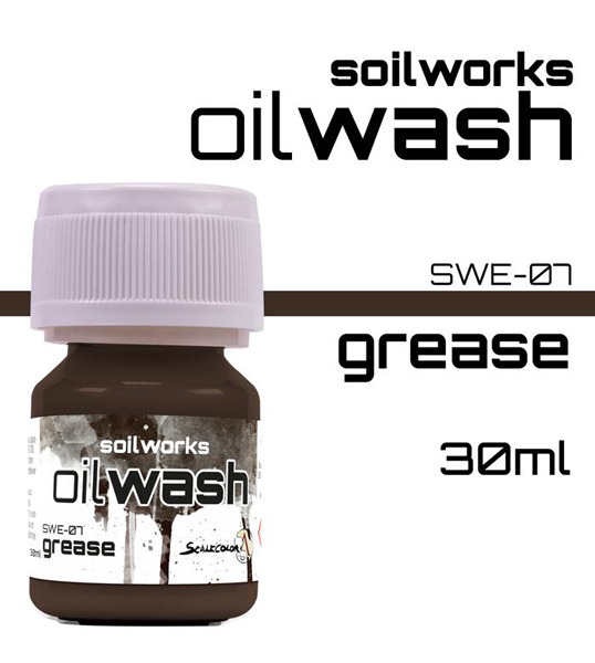 Soilworks Oil Wash - Grease