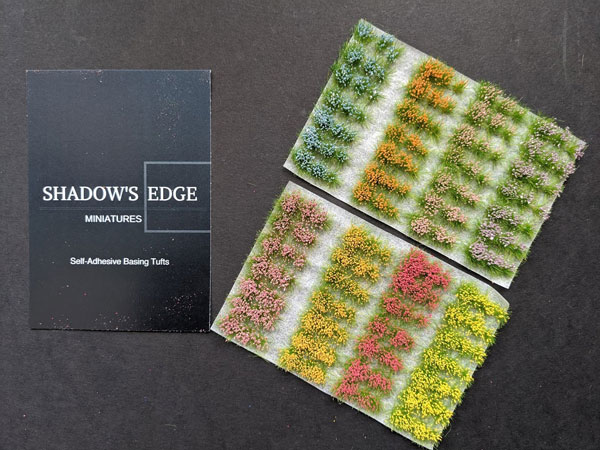 6mm Wild - Realistic Flower Sampler