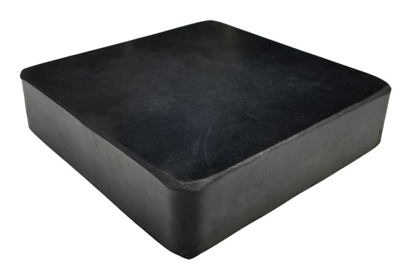 4x4 Rubber Block