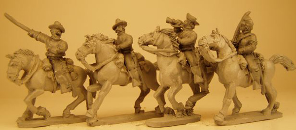 Confederate Cavalry Command