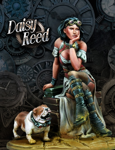 Steam Wars: Daisy Reed