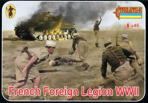Strelets R - French Foreign Legion WWII