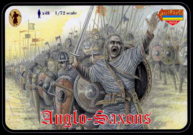 Strelets Mini 2019 REISSUE - Anglo-Saxons